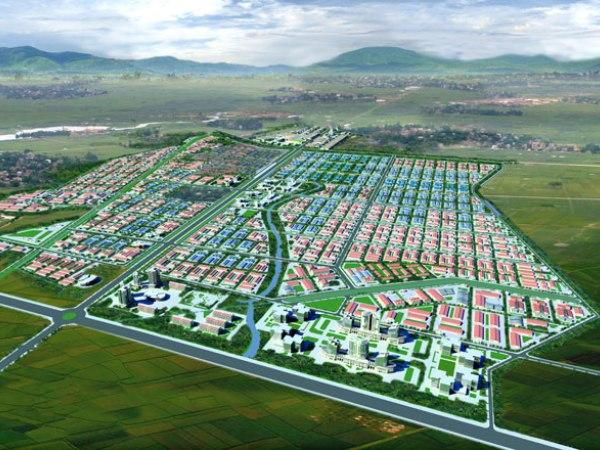 VSIP 廣義省新加坡工業區計畫