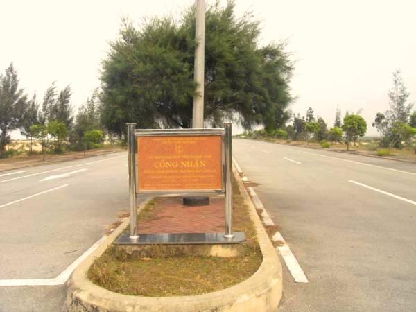 Công Trình Tuyến Đường Sân Bay Chu Lai