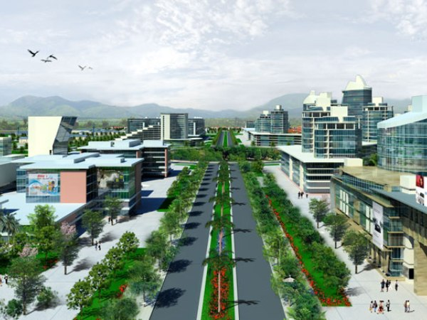 VSIP Quang Ngai Industrial Zone Project